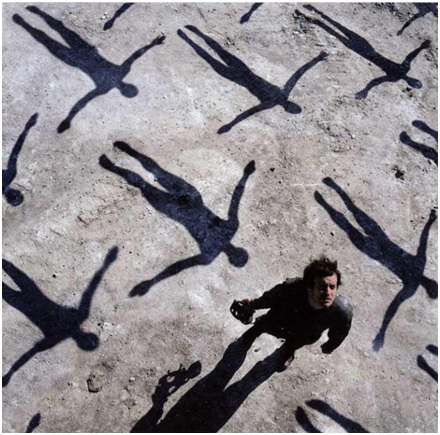 Portada Absolution, Muse, Storm Thorgerson