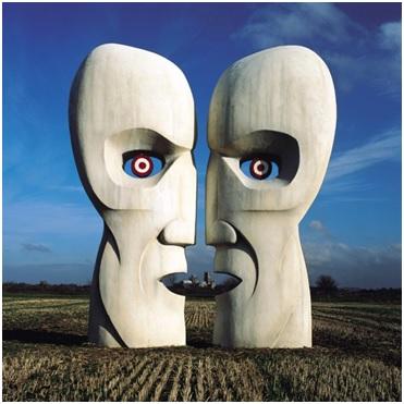 Portada The división Bell, Pink Floyd, Storm Thorgerson